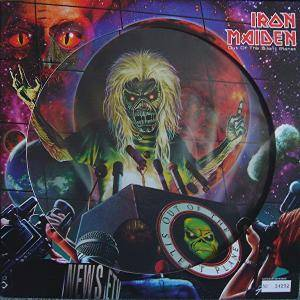 "Iron Maiden: Out Of The Silent Planet (PIC-12"") - Bild 1"