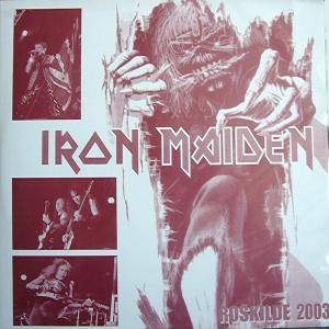 Iron Maiden: Roskilde 2003 - Cover