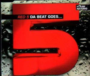 Cover - Red 5: Da Beat Goes...