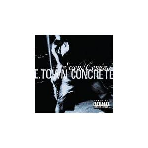 E.Town Concrete: Second Coming, The - Cover