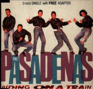 The Pasadenas: Riding On A Train - Cover