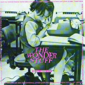 The Wonder Stuff: On The Ropes E.P. - Cover