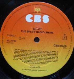Spliff: The Spliff Radio Show (LP) - Bild 5