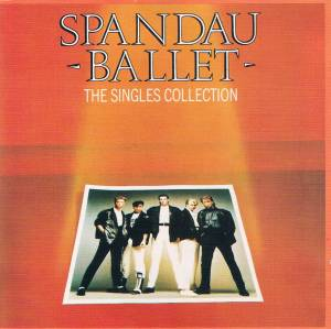 Spandau Ballet: Singles Collection, The - Cover