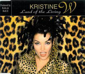 Cover - Kristine W: Land Of The Living