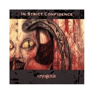 Cover - In Strict Confidence: Cryogenix