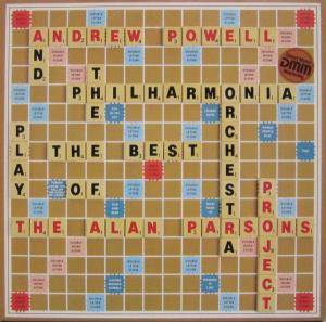 Andrew Powell & The Philharmonia Orchestra: Play The Best Of The Alan Parsons Project - Cover