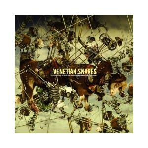 Venetian Snares: Cavalcade Of Glee And Dadaist Happy Hardcore Pom Poms - Cover