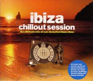 Cover - Static Revenger: Ibiza Chillout Session