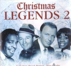 Cover - Frank Sinatra & Bing Crosby: Christmas Legends 2