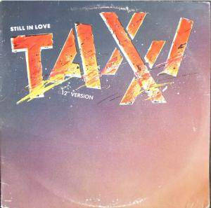 Cover - Taxxi: Still In Love