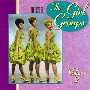 Cover - Essex, The: Best Of The Girl Groups Volume 2, The