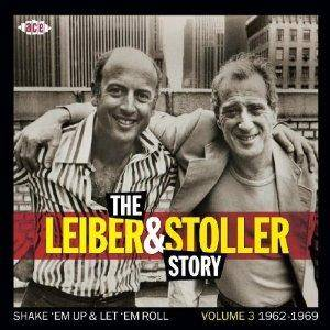 Cover - Richie Barrett: Leiber & Stoller Story Vol.3 - Shake 'em Up & Let 'em Roll 1962-1969, The