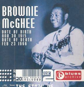 Cover - Brownie McGhee: Story Of The Blues, Chapter 14, The