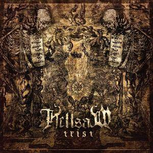 Hellsaw: Trist - Cover
