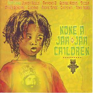 None A Jah Jah Children - Cover