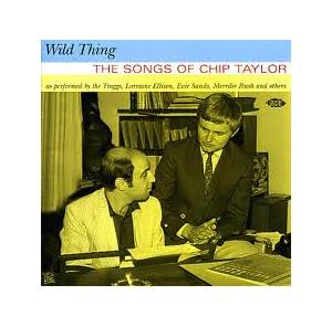 Cover - Stoney Edwards: Wild Thing - The Songs Of Chip Taylor