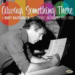 Cover - Charlie Gracie: Always Something There - A Burt Bacharach Collectors' Anthology 1952-1969