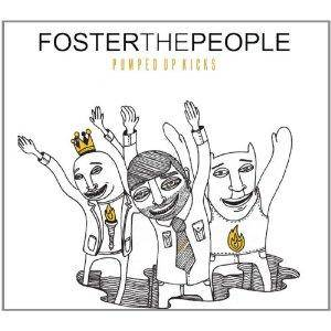Cover - Foster The People: Pumped Up Kicks