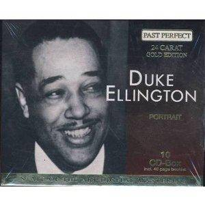 Cover - Duke Ellington: Portrait