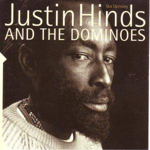 Cover - Justin Hinds & The Dominoes: Ska Uprising