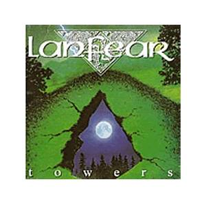 Lanfear: Towers - Cover