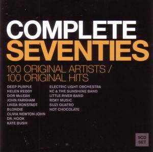Complete Seventies - Cover