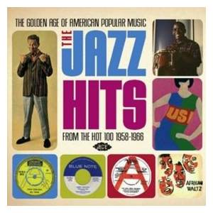 Golden Age Of American Popular Music: The Jazz Hits, The - Cover