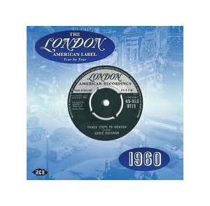 London American Label Year By Year 1960, The - Cover