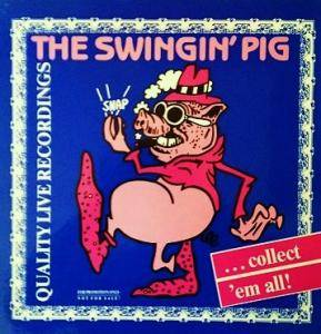 Slice Of Swingin' Pig Part 1/ Part 2, A - Cover