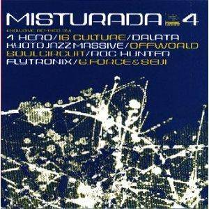 Cover - Friends From Rio: Misturada 4