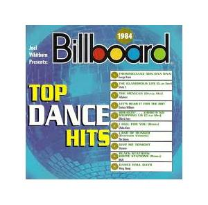 Cover - Ollie & Jerry: Billboard Top Dance Hits - 1984