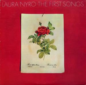 Cover - Laura Nyro: First Songs, The