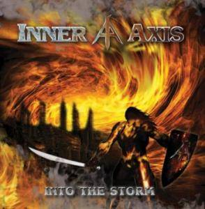 Inner Axis: Into The Storm - Cover