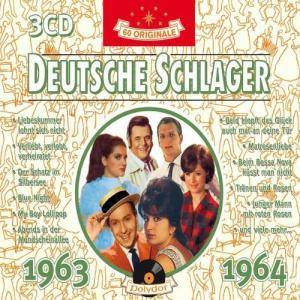 Cover - Ann-Louise Hanson & Rainer Bertram: Deutsche Schlager 1963-1964
