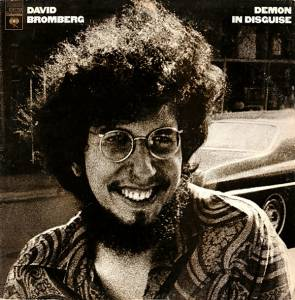 Cover - David Bromberg: Demon In Disguise