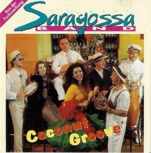 Cover - Saragossa Band: Coconut Groove