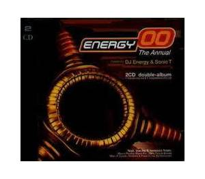 Cover - DJ Energy: Energy 00, The Annual Compilation