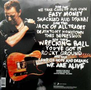 Bruce Springsteen: Wrecking Ball (2-LP + CD) - Bild 2