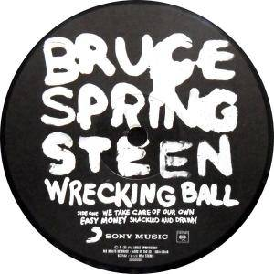 Bruce Springsteen: Wrecking Ball (2-LP + CD) - Bild 3