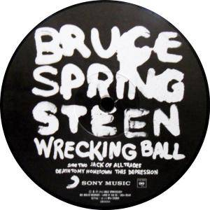 Bruce Springsteen: Wrecking Ball (2-LP + CD) - Bild 4