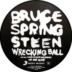 Bruce Springsteen: Wrecking Ball (2-LP + CD) - Bild 6
