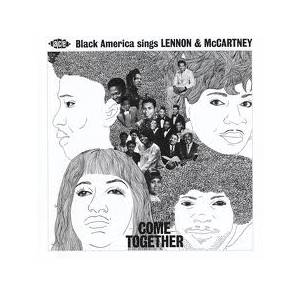Cover - David Porter: Come Together - Black America Sings Lennon & Mccartney
