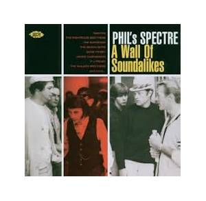 Cover - Carol Connors: Phil's Spectre - A Wall Of Soundalikes