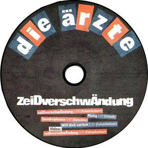 Die Ärzte: ZeiDverschwÄndung (Mini-CD / EP) - Bild 3