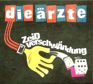Die Ärzte: ZeiDverschwÄndung (Mini-CD / EP) - Bild 1