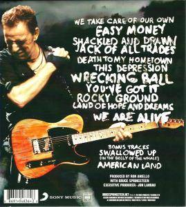 Bruce Springsteen: Wrecking Ball (CD) - Bild 2