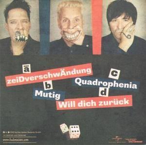"""Die Ärzte: ZeiDverschwÄndung (2-7"""") - Bild 2"""