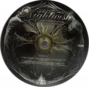 "Nightwish: The Crow, The Owl And The Dove (10"") - Bild 4"