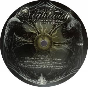 "Nightwish: The Crow, The Owl And The Dove (10"") - Bild 5"